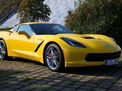 gebraucht Corvette C7 3LT mit Z51