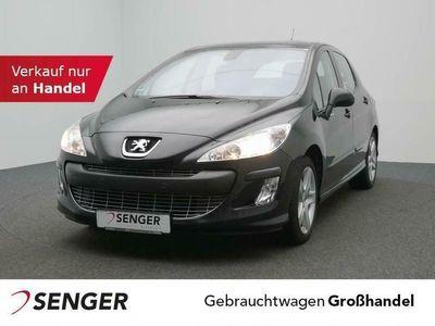 gebraucht Peugeot 308 1.6 VTi Platinum AHK Tempomat Klima 2 Zonen Fahrzeuge kaufen und verkaufen