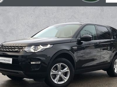 gebraucht Land Rover Discovery Sport TD4 Aut. SE