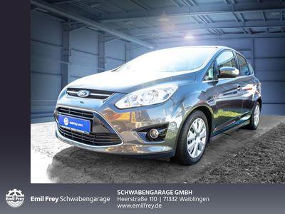 gebraucht Ford C-MAX 1.6 EcoBoost Start-Stop-System Titanium