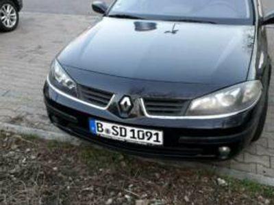 gebraucht Renault Laguna 1.9dci fast vollausstatung