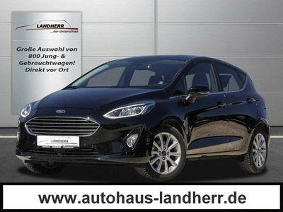 gebraucht Ford Fiesta TITANIUM X // LED/ACC/Kamera/ Parkassistent/B&O Soundsystem
