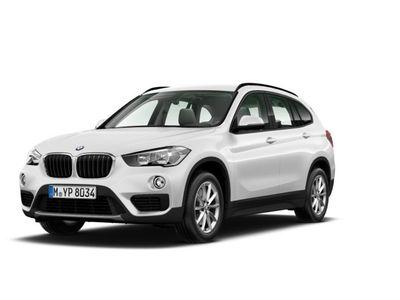 used BMW X1 sDrive18i Advantage