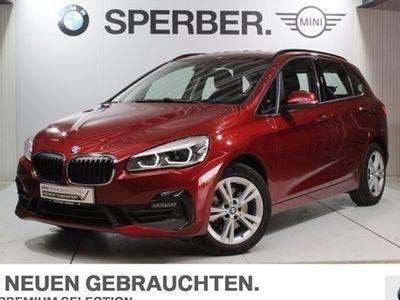 gebraucht BMW 220 d xDrive A Advantage LED Tempomat AHK Shz