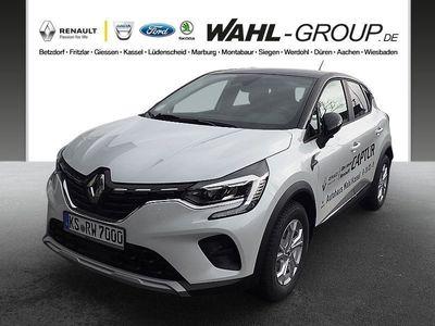 gebraucht Renault Captur EXPERIENCE TCe 100 Deluxe, Navi, Sitzheizung