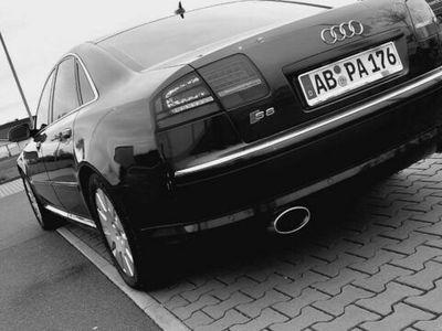 gebraucht Audi A8 4.2 TDI quattro Sommerfahrzeug Tausch Möglich