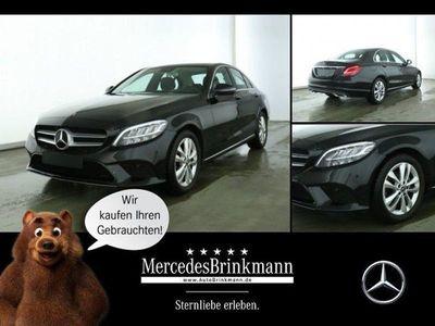 gebraucht Mercedes C180 AVANTGARDE/LED/NAVI/KAMERA/SHZ Parktronic
