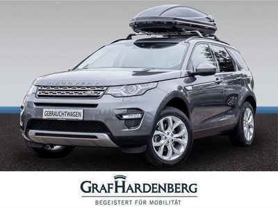 gebraucht Land Rover Discovery 2.0 TD4 Sport HSE