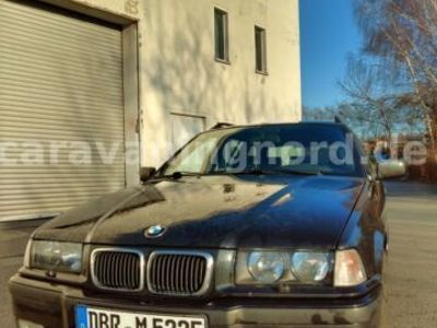gebraucht BMW 323 i touring MSportpaket SHZG AHK