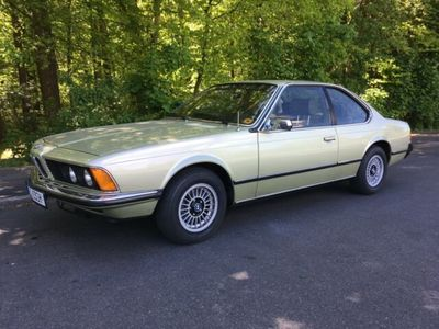 gebraucht BMW 630 CS H-Zulassung Originalzustand