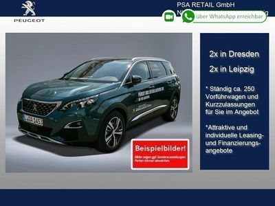 gebraucht Peugeot 5008 GT BlueHDi 180 EAT8 S&S
