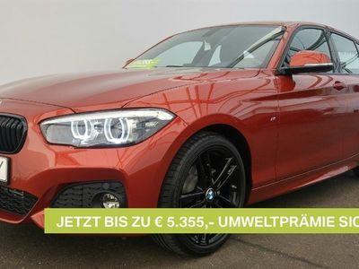 "gebraucht BMW 118 d 5trg. Edition M Sport,Navi,LED,DAB,18""Leder"