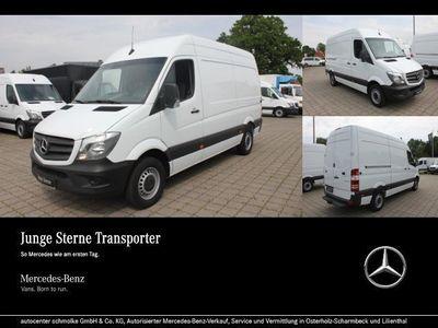 gebraucht Mercedes Sprinter 216 CDI KA *KLIMA*AHK*PARKTRONIC*EURO6* Klima
