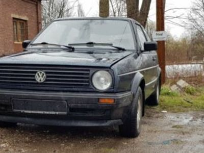 käytetty VW Golf II 1.8 90 ps