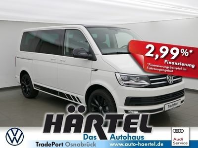 gebraucht VW Multivan T6EDITION TDI DSG (+ACC-RADAR +7 SITZE +