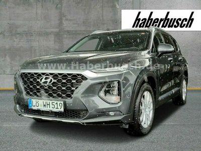 gebraucht Hyundai Santa Fe Seven Premium 4WD Panoramadach als SUV/Geländewagen/Pickup in Lörrach