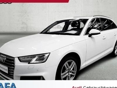 gebraucht Audi A4 Avant 35 TDI Sport S tronic Navi+*Virt.CP