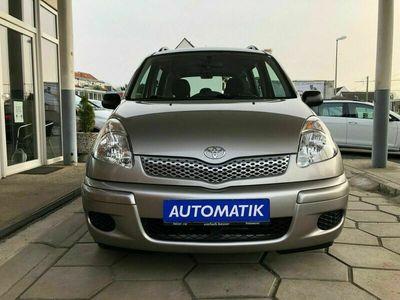 gebraucht Toyota Yaris Verso Yaris1.3 SOL 1HD AUTOMATIK KLIMA ZV MFL