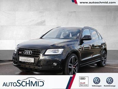 gebraucht Audi SQ5 Competition Leder Navi Pano 21 Carbon AHK