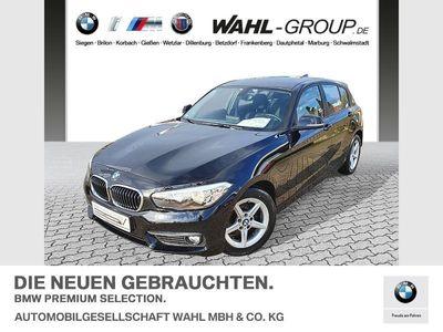 gebraucht BMW 118 i Advantage | AHK Klima Shz PDC