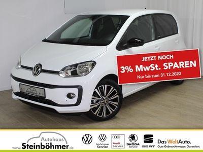 gebraucht VW up! United 1.0 l 44 kW (60 PS) 5-Gang Bluetooth