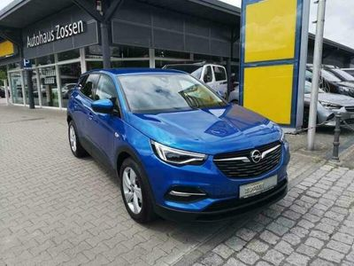 gebraucht Opel Grandland X 'Edition' Automatik Grip & Go Kamera LED-Licht