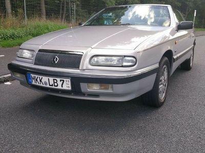 gebraucht Chrysler Le Baron V6 3.0 LX (GTC) Cabrio als Cabrio/Roadster in Geldersheim