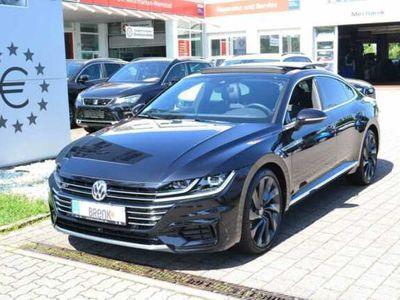 gebraucht VW Arteon 2.0 TDI DSG R-Line*Navi\/LED\/Pano\/Kamera*