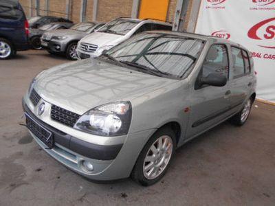 """gebraucht Renault Clio 1.4 ExpressionAUTOMATIK""""LEDER""""S-DACH"""