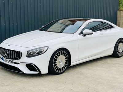 gebraucht Mercedes S500 Maybach Coupe 4Matic S63 AMG Facelift