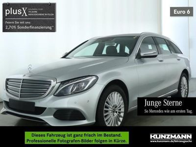 used Mercedes C250 d 4M T Exclusive Avantgarde Navi Head Up
