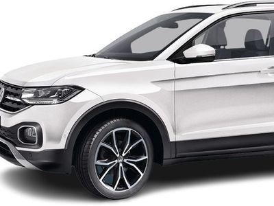 gebraucht VW T-Roc T-Roc20 TDI DSG IQ.DRIVE Naviel. HeckklappeClimatronicKameraBluetooth