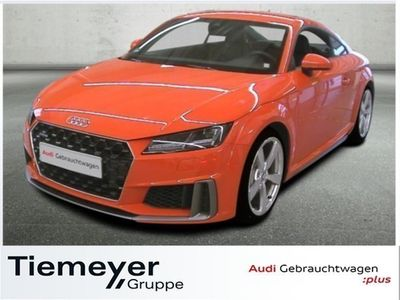 gebraucht Audi TT Coupé 45 TFSI 2x S LINE LM19 LED NAVI+ S-SITZE AZ Automobil-Vertrieb GmbH & Co. KG AZ Automobil-Vertrieb GmbH & Co. KG