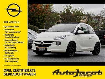 gebraucht Opel Adam 1.4 Open Air IntelliLink PDC Sitzhzg