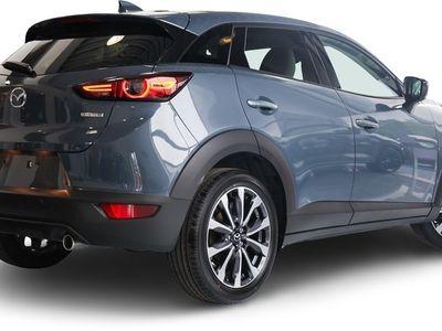 gebraucht Mazda CX-3 CX-3G 2.0 Aut. HOMURA Leder NAVI BT SHZ PDC