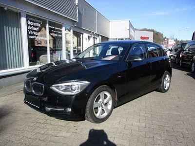 gebraucht BMW 120 d Lim. 5-trg., Sport Line, Navi, Xenon,Sitzheizung
