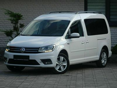 gebraucht VW Caddy Maxi 1.4 TSI Comfortline *7 Sitze,1. Hand*