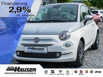 gebraucht Fiat 500 1.2 8V S+S COLLEZIONE BICOLORE NAVI PANO PDC (Spor
