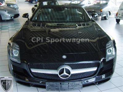 gebraucht Mercedes SLS AMG Roadster Keramik/Deutsch