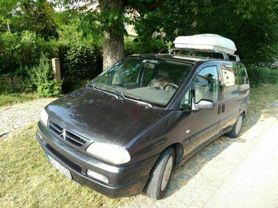 gebraucht Citroën Evasion 2.0 HDi Exclusive als Van/Kleinbus in Markt Nordheim