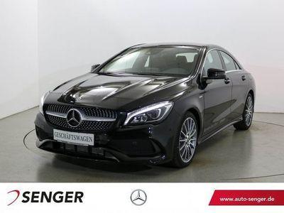 gebraucht Mercedes CLA200 d AMG Line Panorama Navi LED Rückfahrk.
