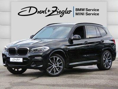 gebraucht BMW X3 xDrive25d M Sport AHK HUD Navi Prof Komfzg Alu20