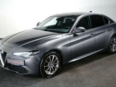 gebraucht Alfa Romeo Giulia Super 2.2*Aut.*Nav*SHZ*DAB*Cam*Pano*