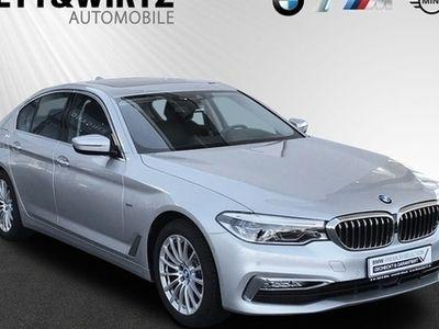 käytetty BMW 520 d Limousine Luxury Line