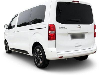gebraucht Opel Zafira Life Zafira 2.0 D M Edition *AHK*Navi*Klima*
