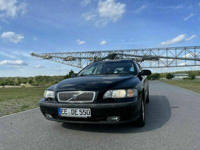gebraucht Volvo V70 II 2.4t Automatik/AHK/Klima/Tempomat
