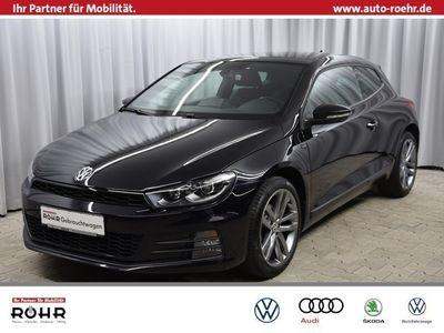 gebraucht VW Scirocco Club (ParkPilot,Navi,SHZ,GRA) 1.4 TSI BMT