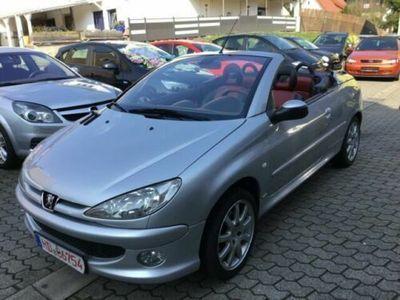 gebraucht Peugeot 206 CC Platinum 135