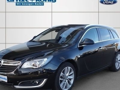 gebraucht Opel Insignia 2.0 CDTI Sports Tourer Aut. Innovation