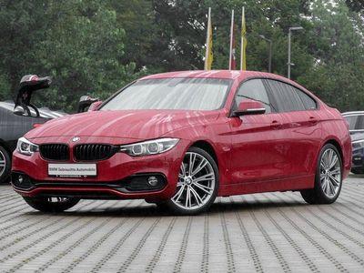 gebraucht BMW 430 Gran Coupé 4er i Sport Line